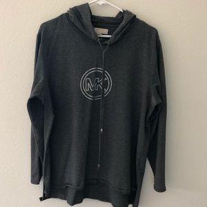 Micheal Kors long sleeve T-shirt with studded logo